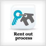 Rent out process